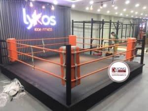 [22/11/2019] Bọc Sàn Đấu KickBoxing LYKOS Hoàng Cầu & Nguyễn Trãi |Bàn Giao