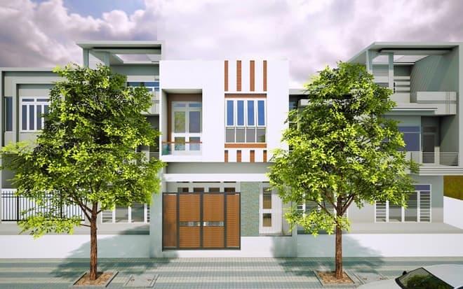 Mẫu nhà tầng hiện đại, sang chảnh
