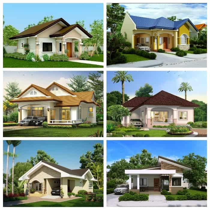 Mẫu Nhà Mái Thái 6x20 Mặt Tiền 6m Đẹp Ấn Tượng