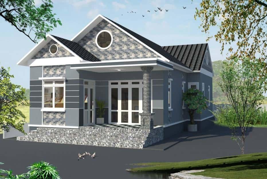 Nhà Mái Thái Đẹp 2020 |20 Mẫu Thiết Kế Xuất Sắc Nhất Năm