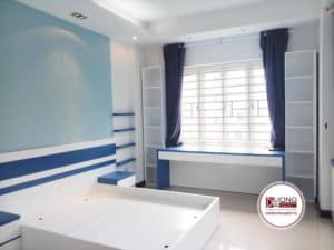 Nội Thất Phòng Ngủ Giá Rẻ HCM |Thi Công Nội Thất Trọn Gói