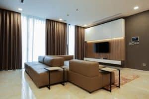[20/11/2019] Sofa Da Màu Nâu |Bàn Giao Cho Công Trình Chị Huệ D'Capitale