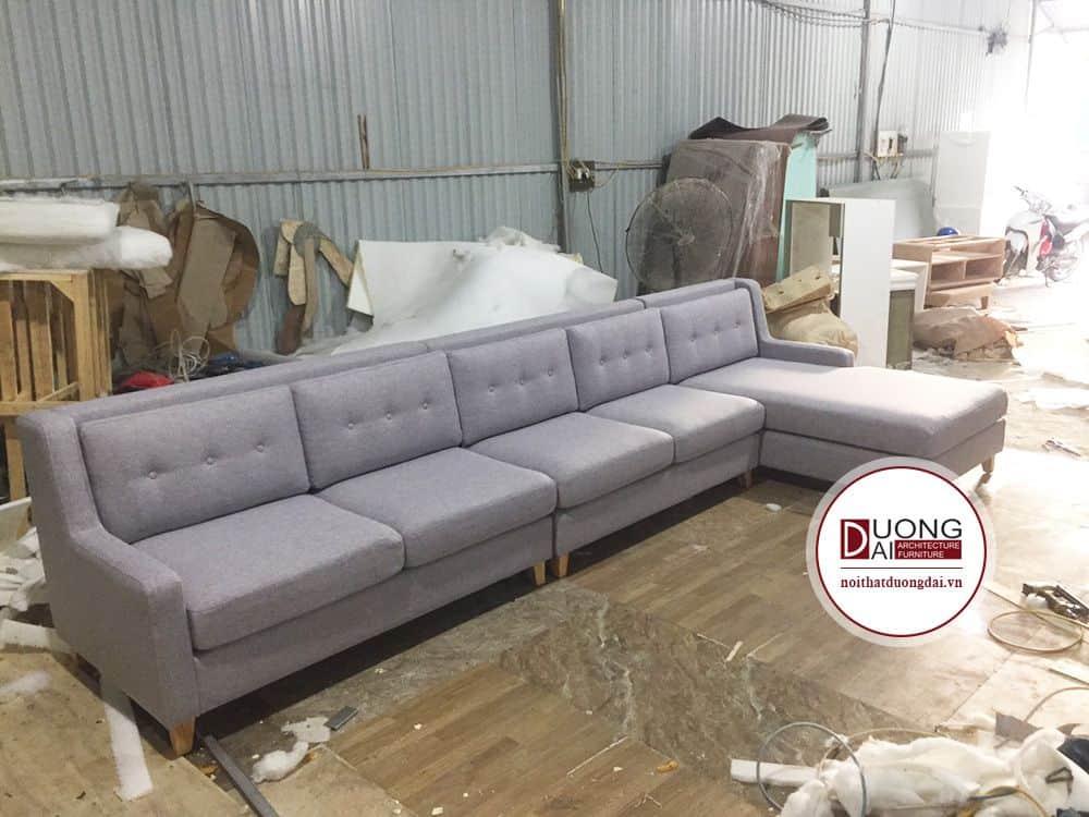 [19/11/2019] Sofa Dài 3m |Bàn Giao Cho Anh Khánh Quận Thanh Xuân Hà Nội