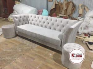 [15/11/2019] Sofa Màu Ghi Xám |Bàn Giao Cho Chị Nga Chung Cư Goldseason