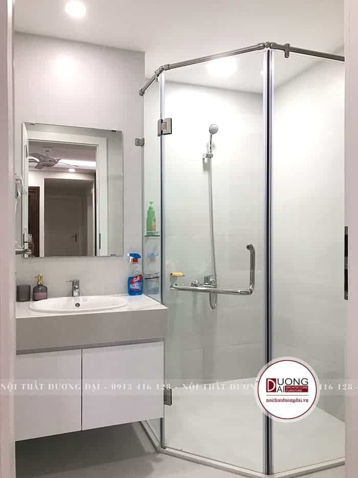 Toilet tiện nghi và sang trọng trong từng sản phẩm.