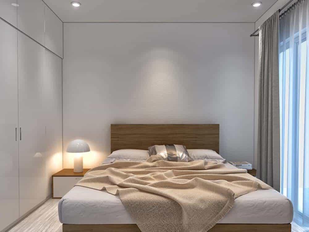 Phòng ngủ nhỏ xinh cho bé trai