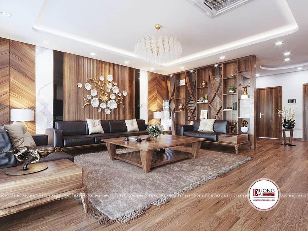 Thiết Kế Nội Thất Biệt Thự Vinhomes 80m2 |CĐT: Anh Hoàn Sơn La |Nội Thất Đương Đại