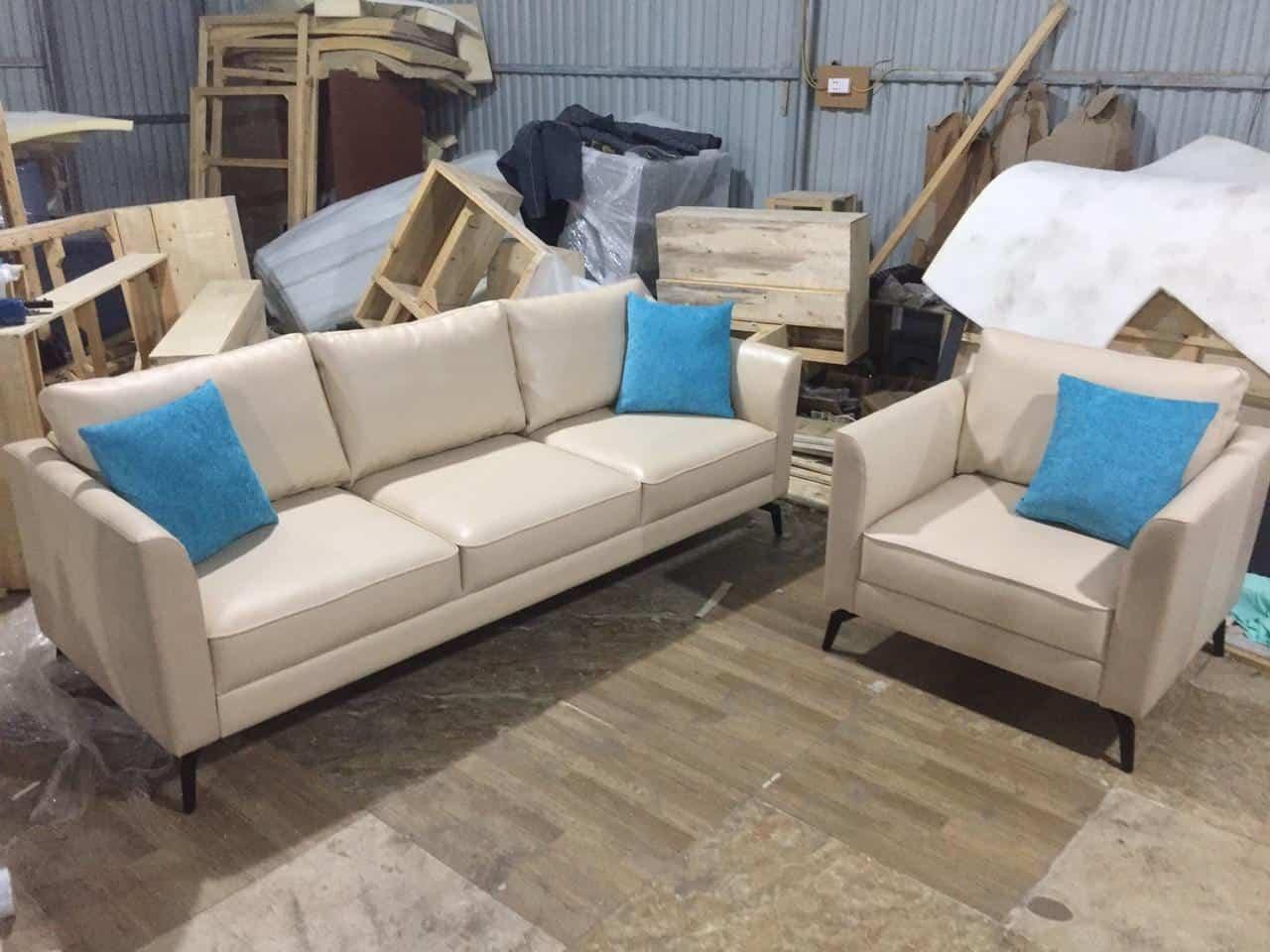 Mẫu Sofa Văng Đẹp | Bàn Giao cho Chị Trang Ở Hải Phòng