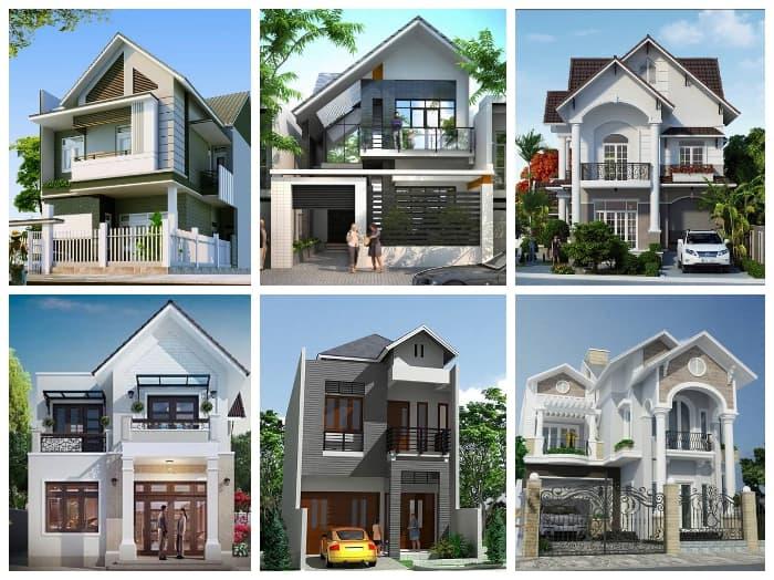 Nhà 2 Tầng Mái Thái Nông Thôn Những Mẫu Được Mong Chờ Nhất 2020