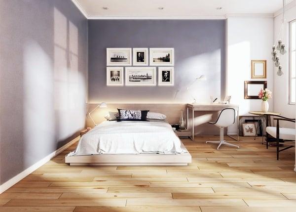 Thiết kế phòng ngủ phụ