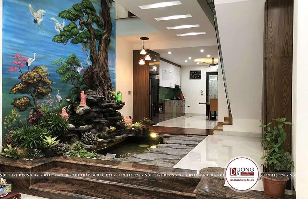 Thiết Kế Thi Công Nội Thất Tại Thanh Hóa |CĐT: Anh Hùng Nhà Phố 3 Tầng 85m2/sàn