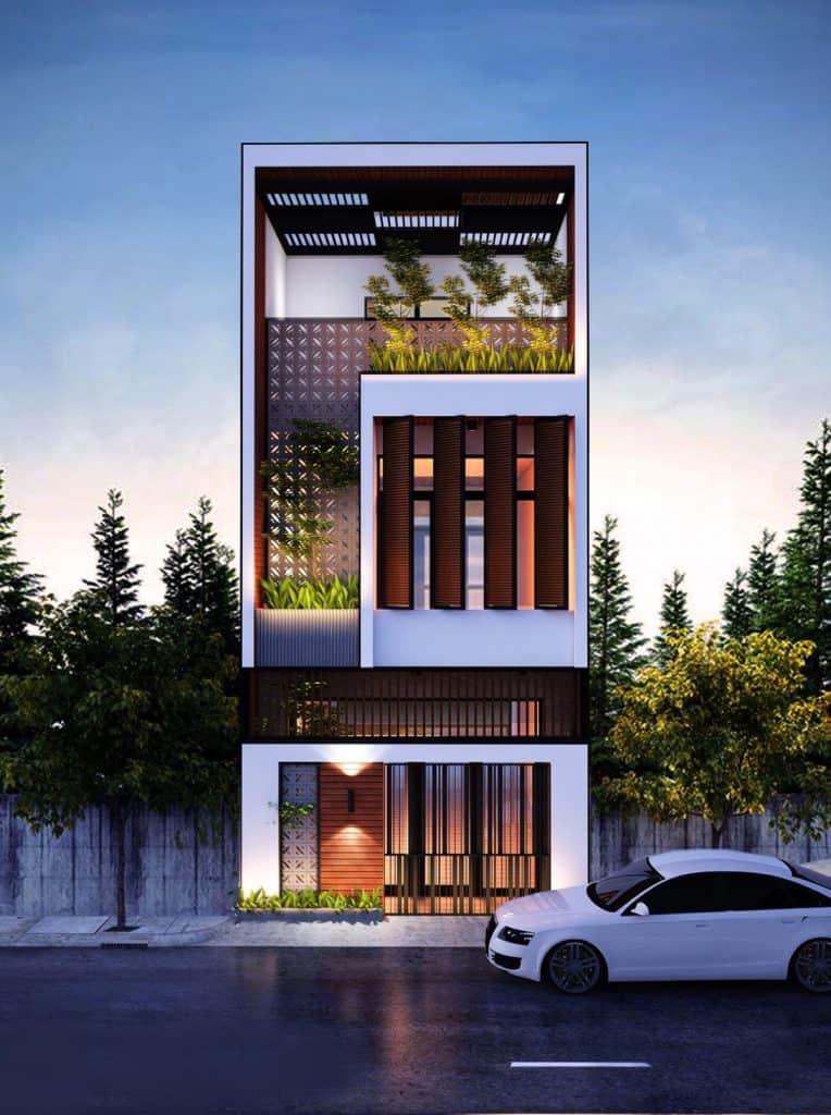 Báo Giá Thiết Kế Nhà Ở Nhà Cấp 4, Nhà Phố Biệt Thự 2020