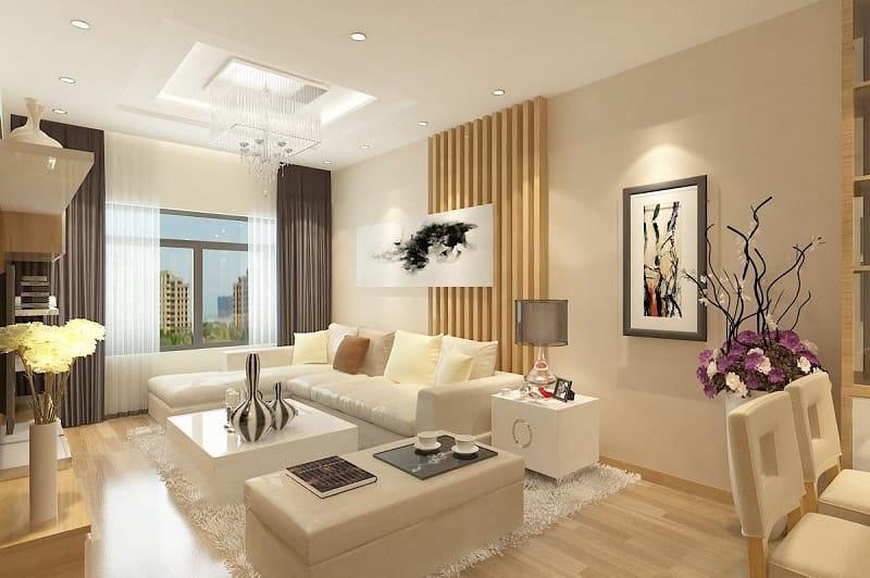 Dịch vụ thi công sửa chữa nội thất chung cư chuyên nghiệp nhanh chóng