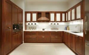 Tủ bếp siêu đẳng cấp và sang trọng