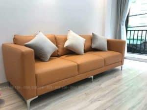 Ghế Sofa Văng | Bàn Giao Cho Chị Dung Ở Chung Cư Garden City