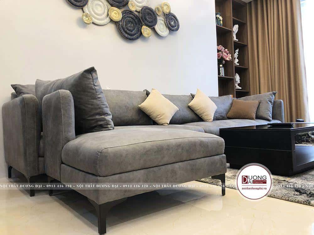 Sofa Da | Bàn Giao Cho Chị Giang Ở Tây Hồ Hà Nội