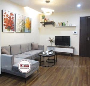Sofa Góc Giá Rẻ | Bàn Giao Cho Chị Thùy Ở Hải Phòng