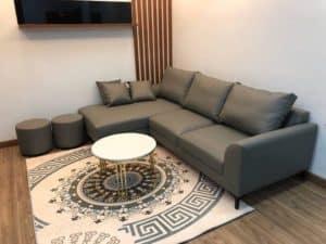 Ghế Sofa Da Giá Rẻ | Bàn Giao Chú Tùng Ở Hải Phòng
