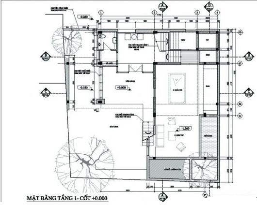 Biệt Thự 5 Tầng Hiện Đại Đón Đầu Xu Hướng 2020
