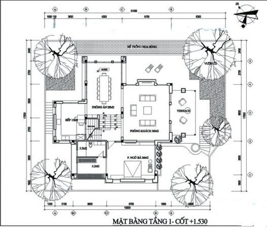 Biệt Thự Nhà Vườn 400m2 Sang Trọng, Tiện Nghi Không Tưởng