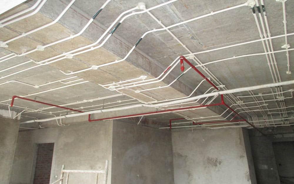 Đơn giá thi công điện nước chung cư mới nhất hiện nay