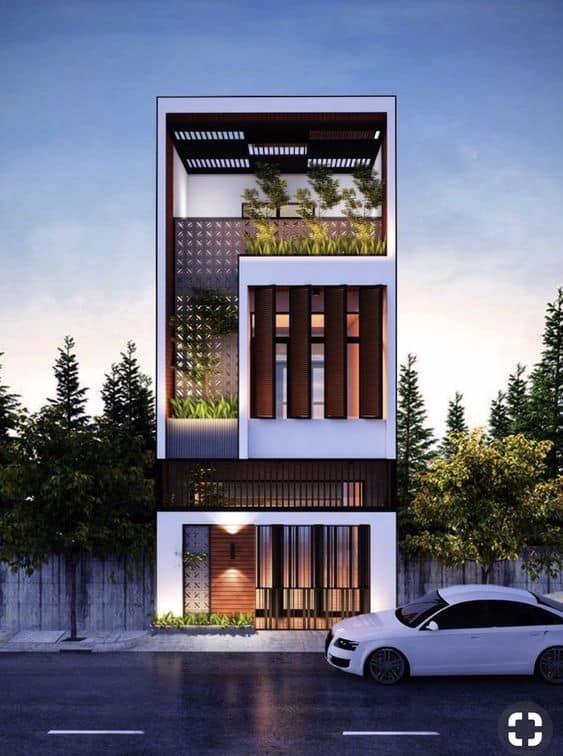 Mẫu Nhà 2 Tầng Đẹp 2020 |20+ Mẫu nhà 2 Tầng Đẹp Nhất