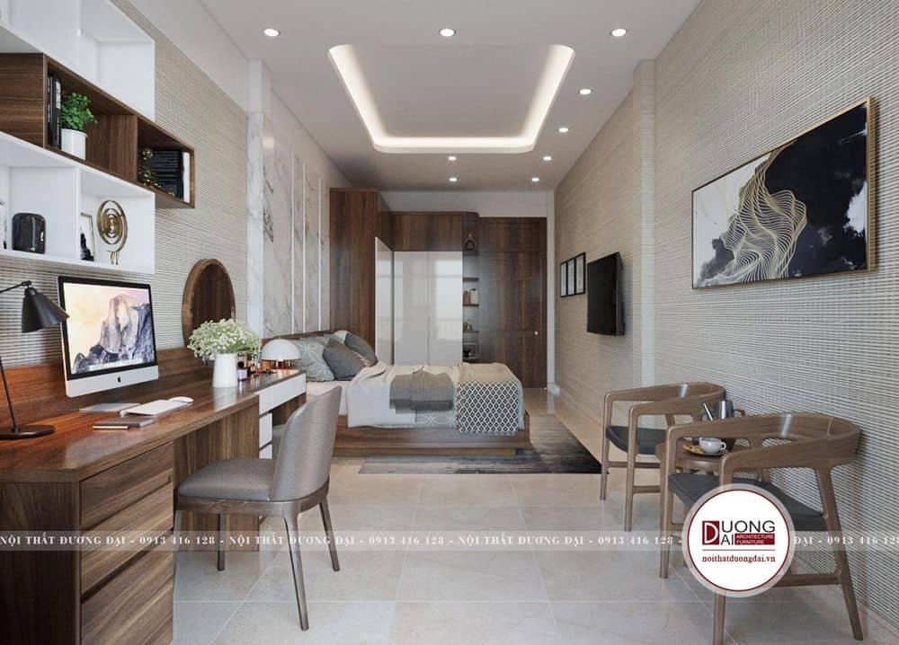 Đồ nội thất đầy đủ phục vụ cho nhu cầu sử dụng hàng ngày