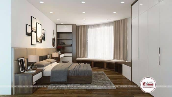 phòng ngủ thiết kế đẹp, sang trọng