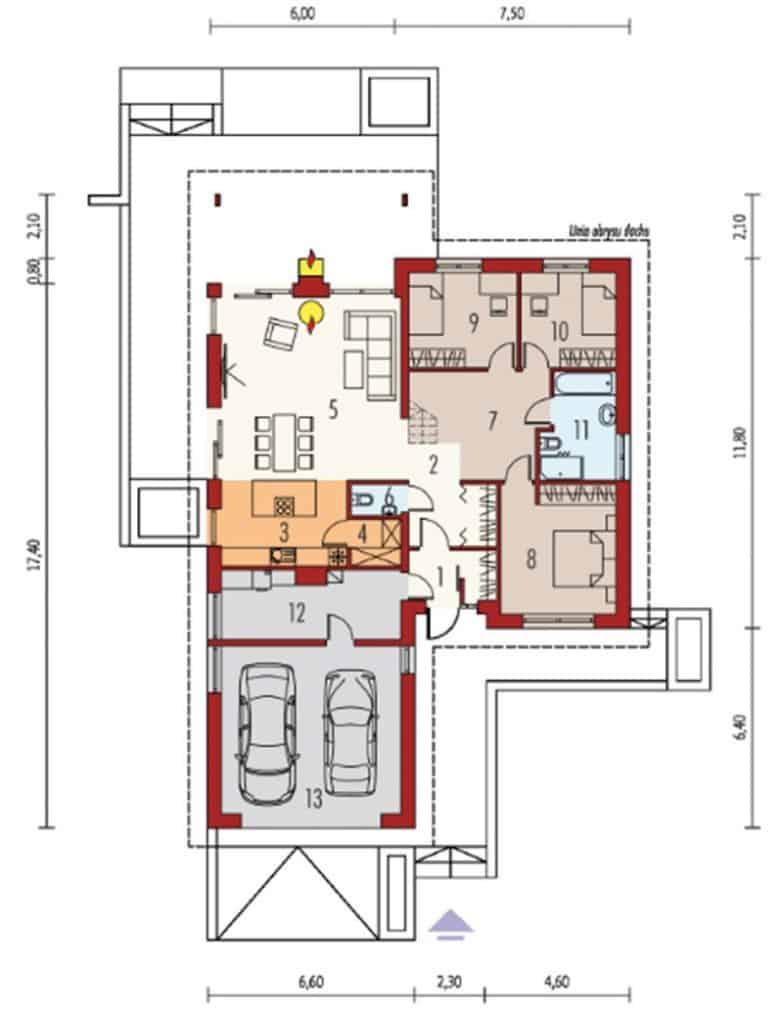 Nhà Vườn 1 Tầng 3 Phòng Ngủ Siêu Đẹp Xây Dựng Dễ