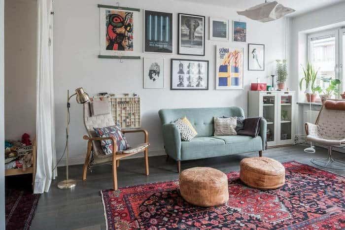 Phong cách nội thất Vintage mang đến sự hoài niệm trong từng thiết kế