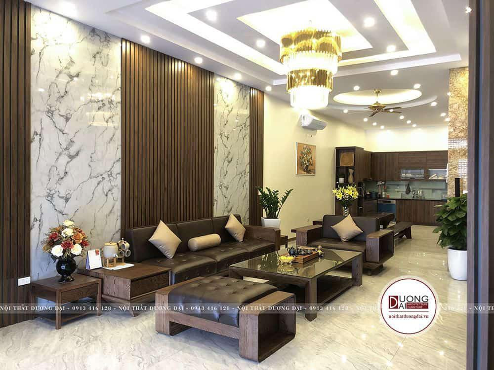 Thi Công Nội Thất Tại Bắc Ninh |CĐT: Anh Võ 100m2/sàn 2 Tầng