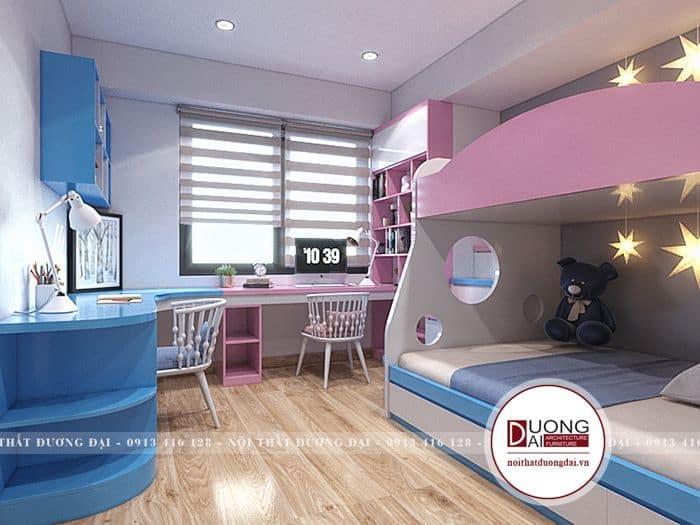 Thiết kế căn hộ Rice Star Sông Hồng tiện nghi