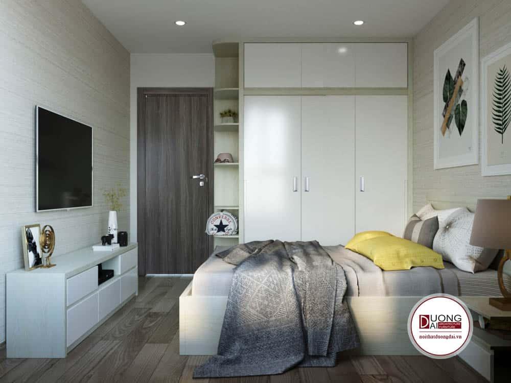 Thiết kế căn hộ Roman Plaza tiện nghi với chi phí thấp