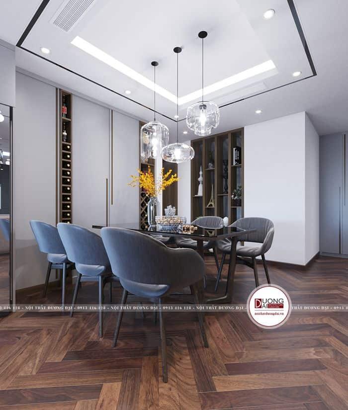 Thiết kế căn hộ Tràng An Complex tiện nghi và sang trọng