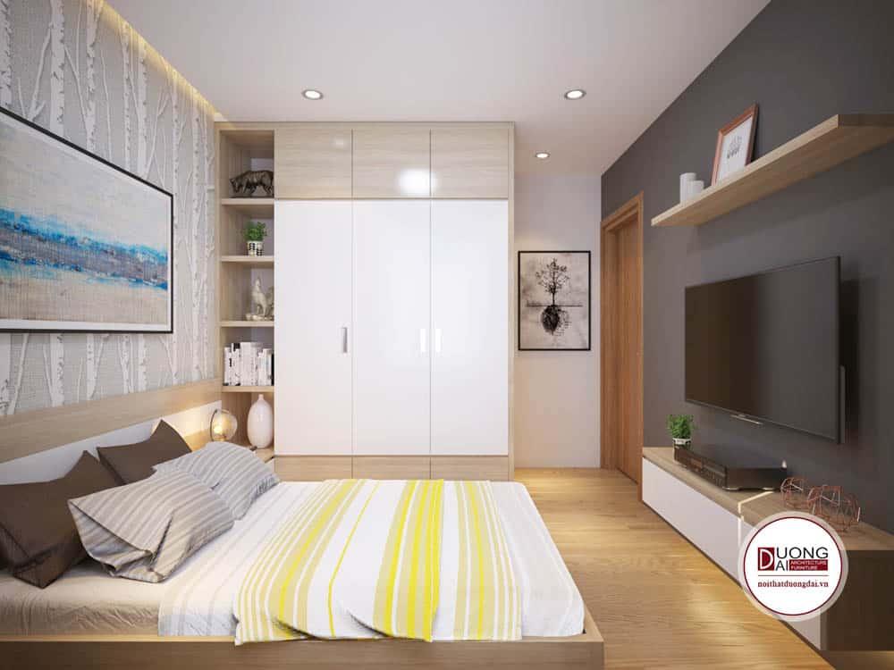 Thiết kế căn hộ La Astoria 2 hiện đai cho gia đình trẻ
