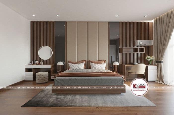 Phòng ngủ phong cách châu Âu đẹp sang trọng và siêu cuốn hút