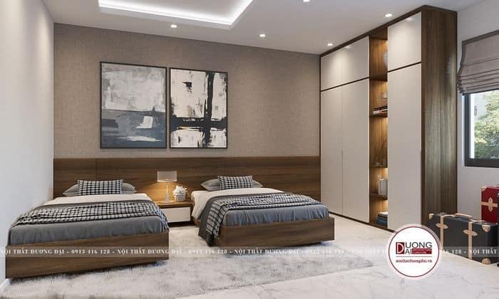 Thiết kế nội thất nhà 40m2 tiện nghi đẳng cấp hợp phong thủy
