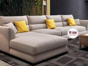 Sofa Phòng Khách Chữ L- SKYGN1004