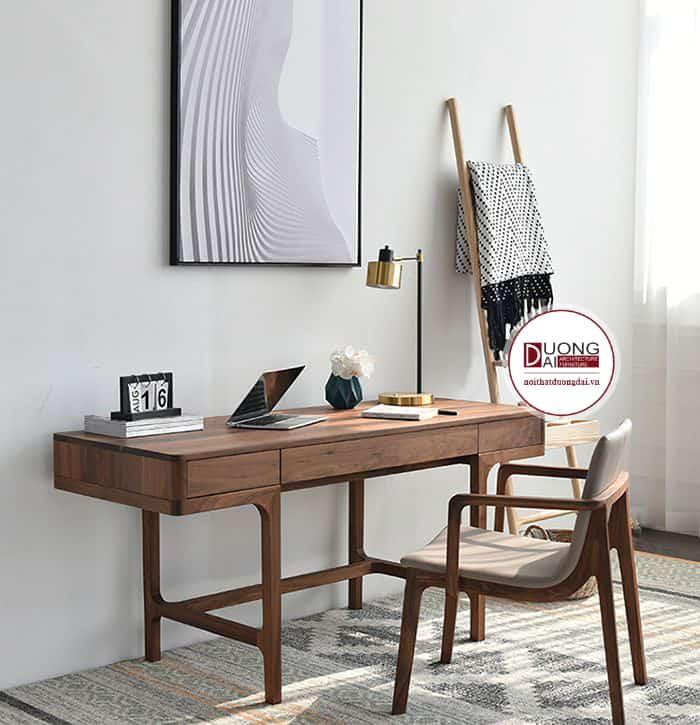 Mẫu bàn đầy cá tính với ngăn kéo nhỏ xinh