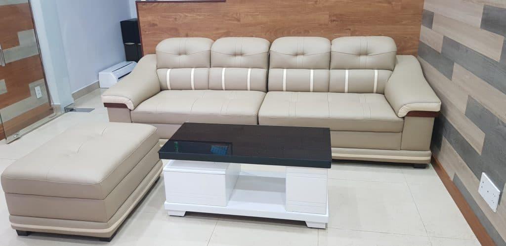 Ghế Sofa Văng Giá Rẻ | Bàn Giao Cho Chú Thái Ở Hải Dương
