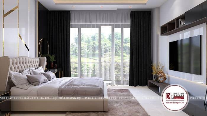 Phòng Ngủ Có Nhà Vệ Sinh Khép Kín Hài Hòa Và Tiện Nghi