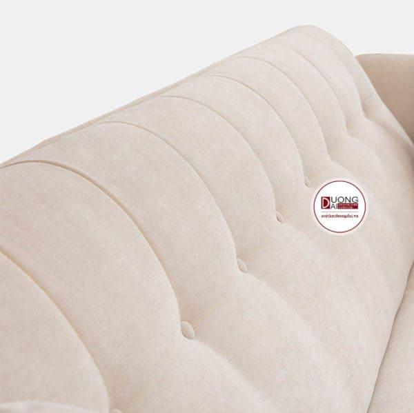 Sofa 1m8 | Mẫu Sofa Văng Nỉ Đơn Giản Cho Phòng Khách Căn Hộ Nhỏ