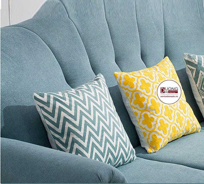 Sofa Bọc Nỉ Phòng Khách Kiểu Tân Cổ Điển Bán Chạy Nhất