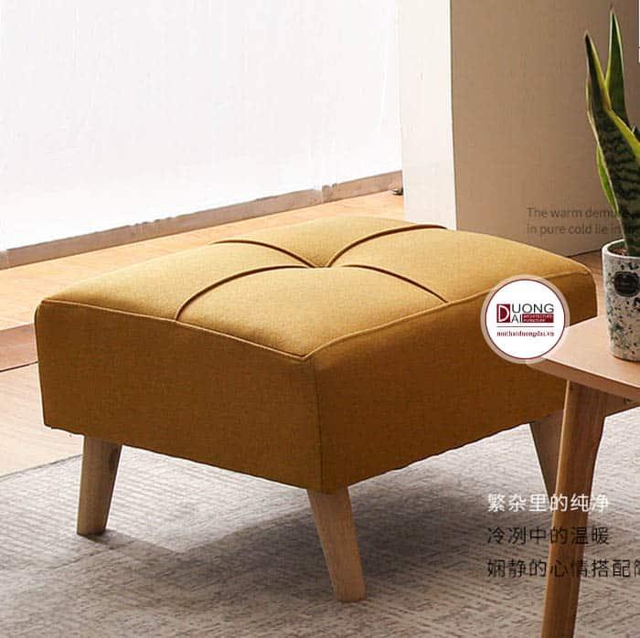 Sofa Văng Giá Rẻ Chất Liệu Nỉ Nhỏ Gọn Và Tiện Lợi