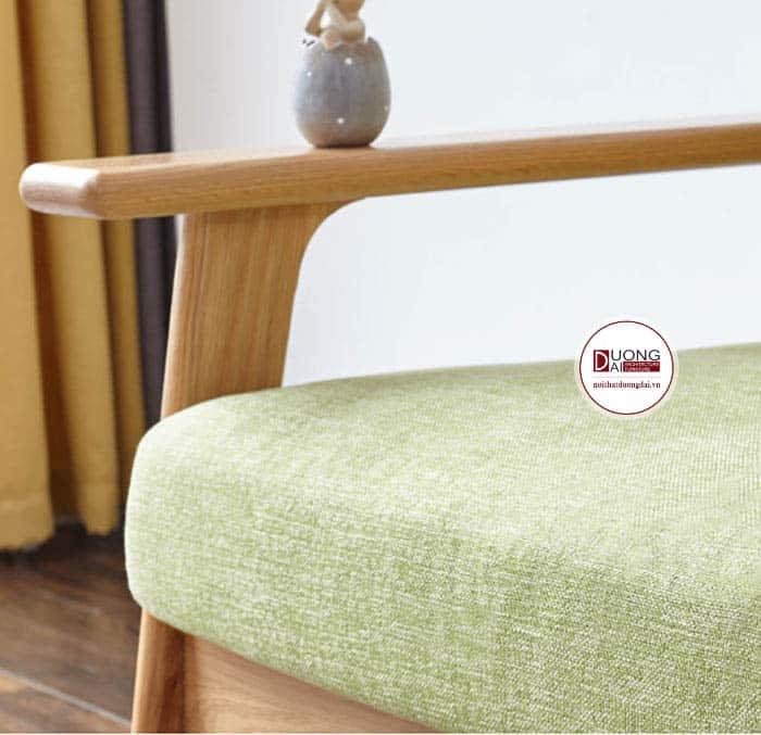 Sofa Văng Gỗ Chất Liệu Nỉ Giá Rẻ, Tiện Lợi, Dễ Dàng Tháo Lắp