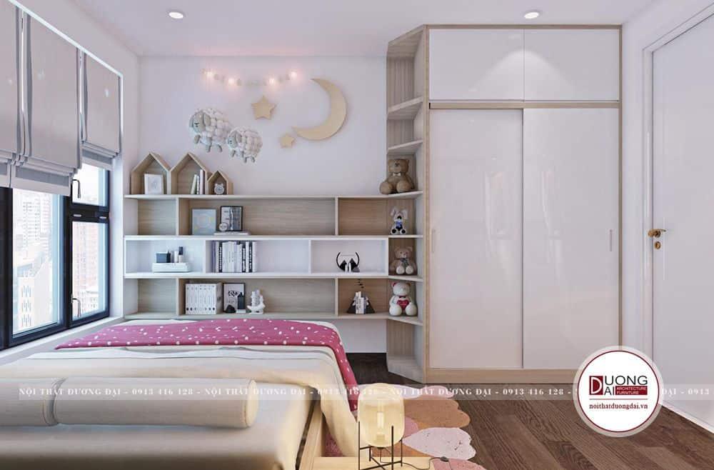 thiết kế nội thất căn hộ masteri
