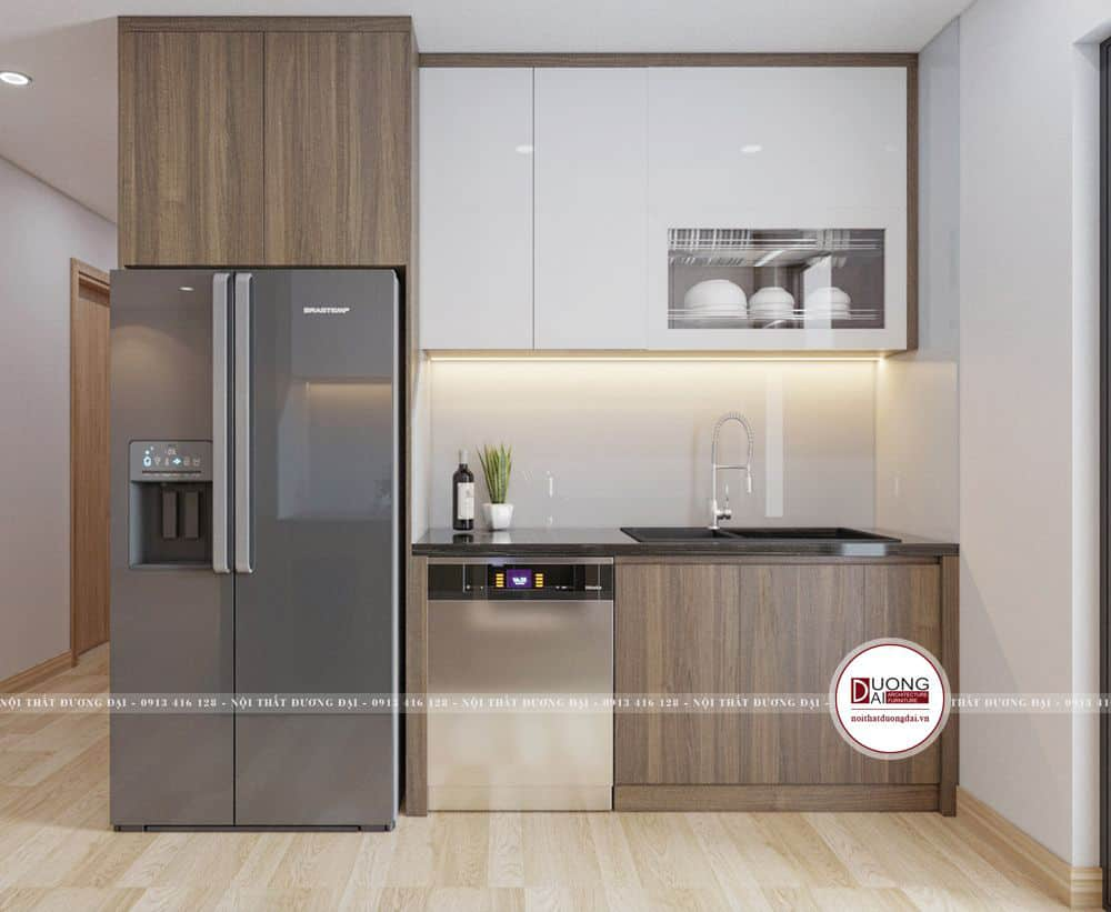 Thiết kế nội thất chung cư 82 Nguyễn Tuân đẹp và hiện đại