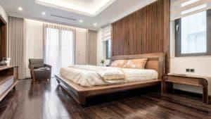 Thiết Kế Phòng Ngủ Có Ghế Sofa Tiện Nghi Và Hiện Đại