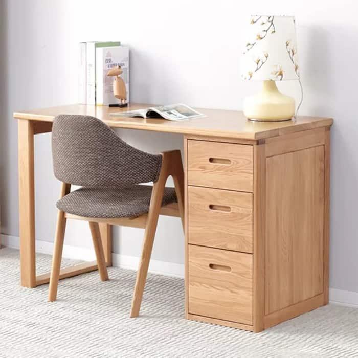 Thiết kế bàn nhỏ gọn đầy sang trọng với ngăn kéo tiện nghi