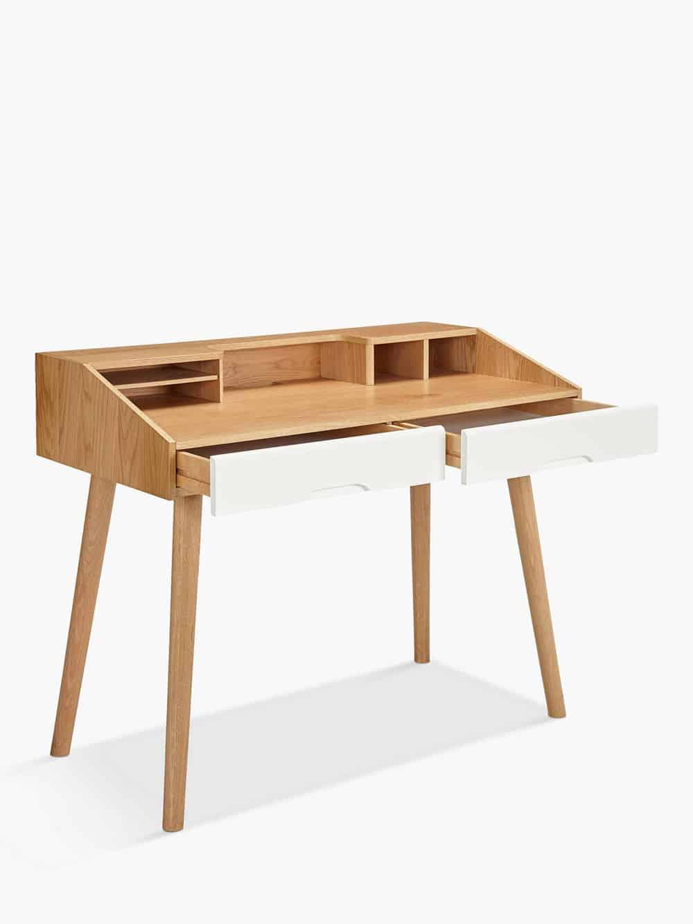 Mẫu bàn làm việc độc đáo và tiện nghi